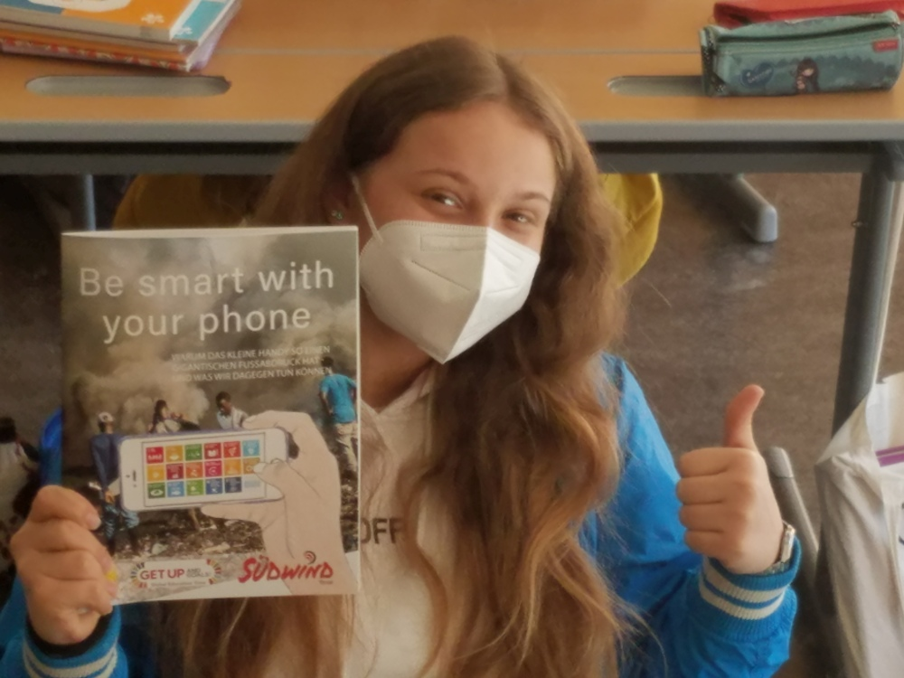 Projekt, Be smart with your phone | BRG Wörgl