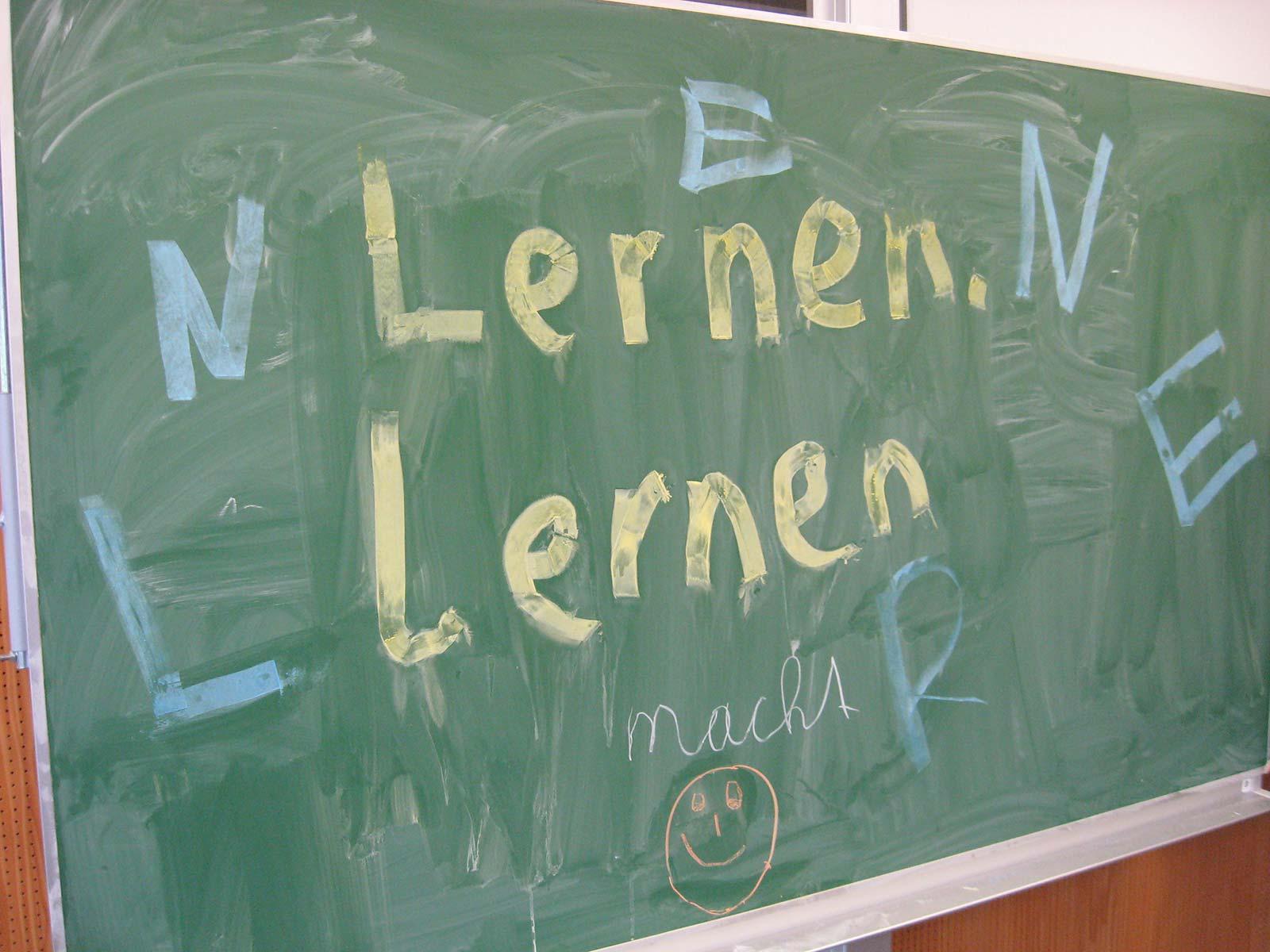 Bildungsberatung, Lernen lernen | BRG Wörgl