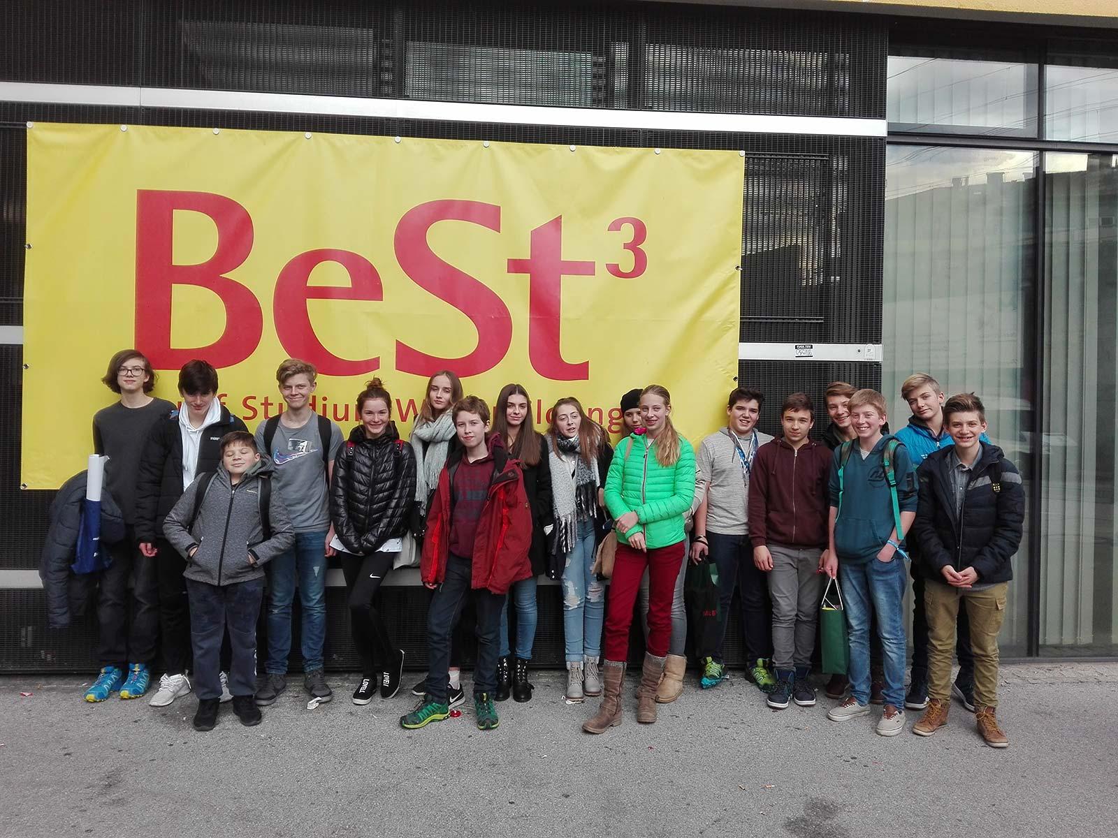 Bildungsberatung, BeSt Bildungsmesse | BRG Wörgl