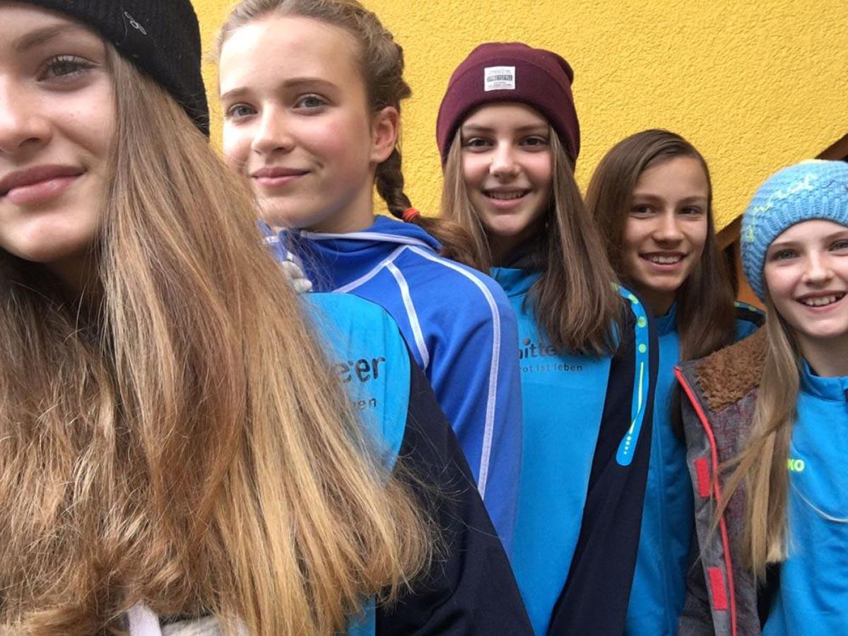 Bewegung & Sport, Cross Country   BRG Wörgl