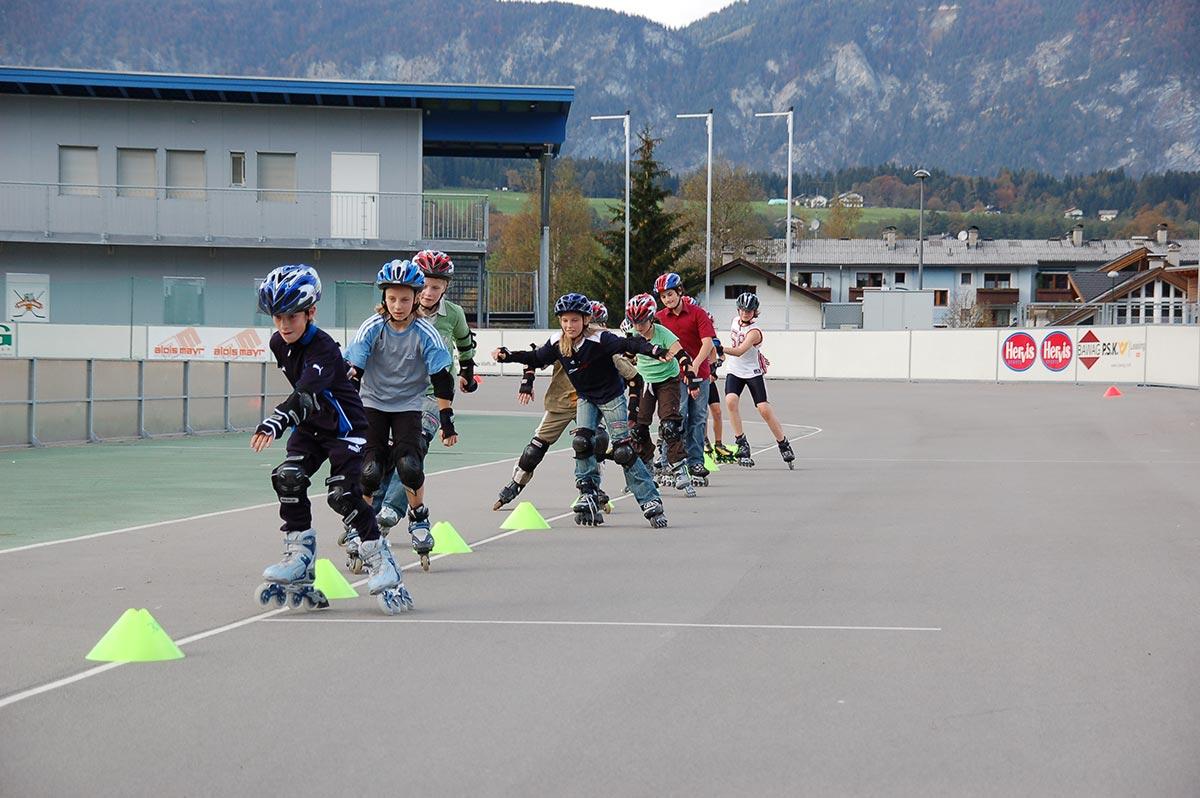 Bewegung & Sport, Inline Skating   BRG Wörgl