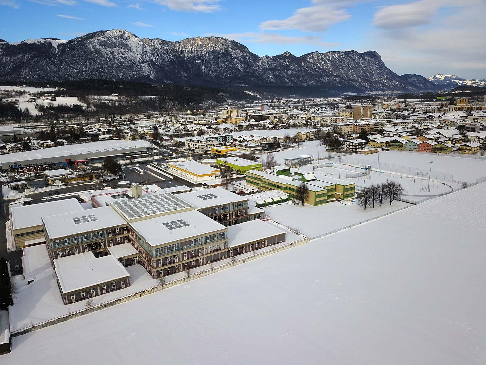 Schulgebäude | BRG Wörgl