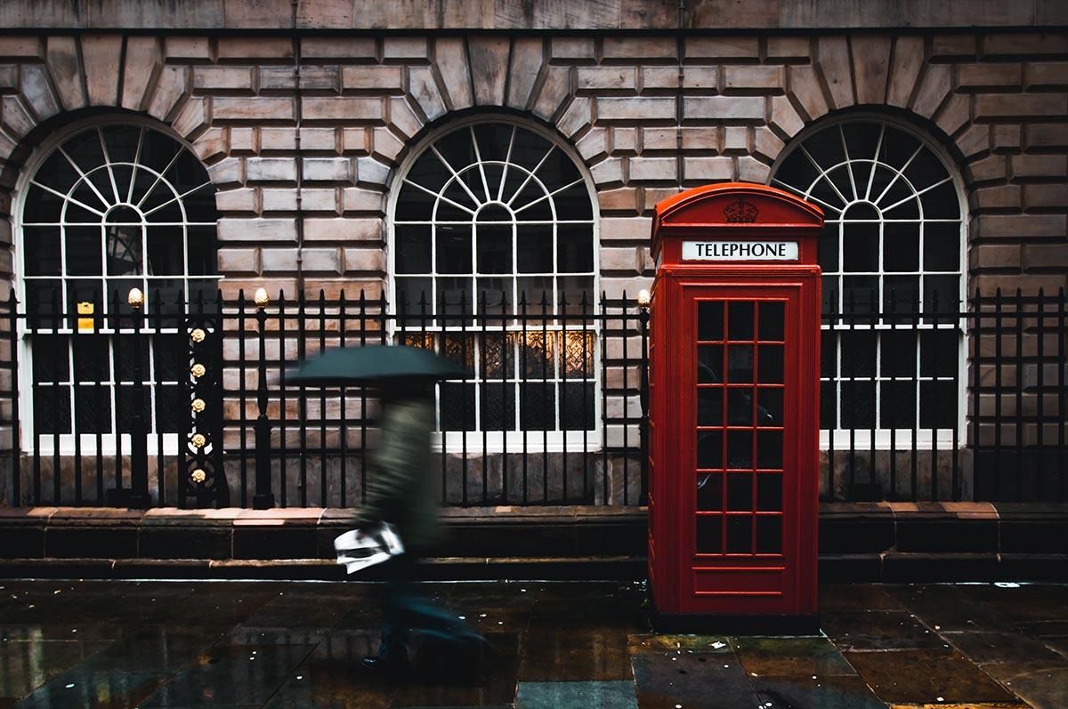 Sprachen, Englisch (Foto © Jack Finnigan, unsplash.com) | BRG Wörgl