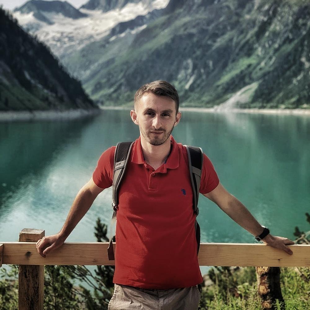 Arif Aydogan, Lehrer | BRG Wörgl