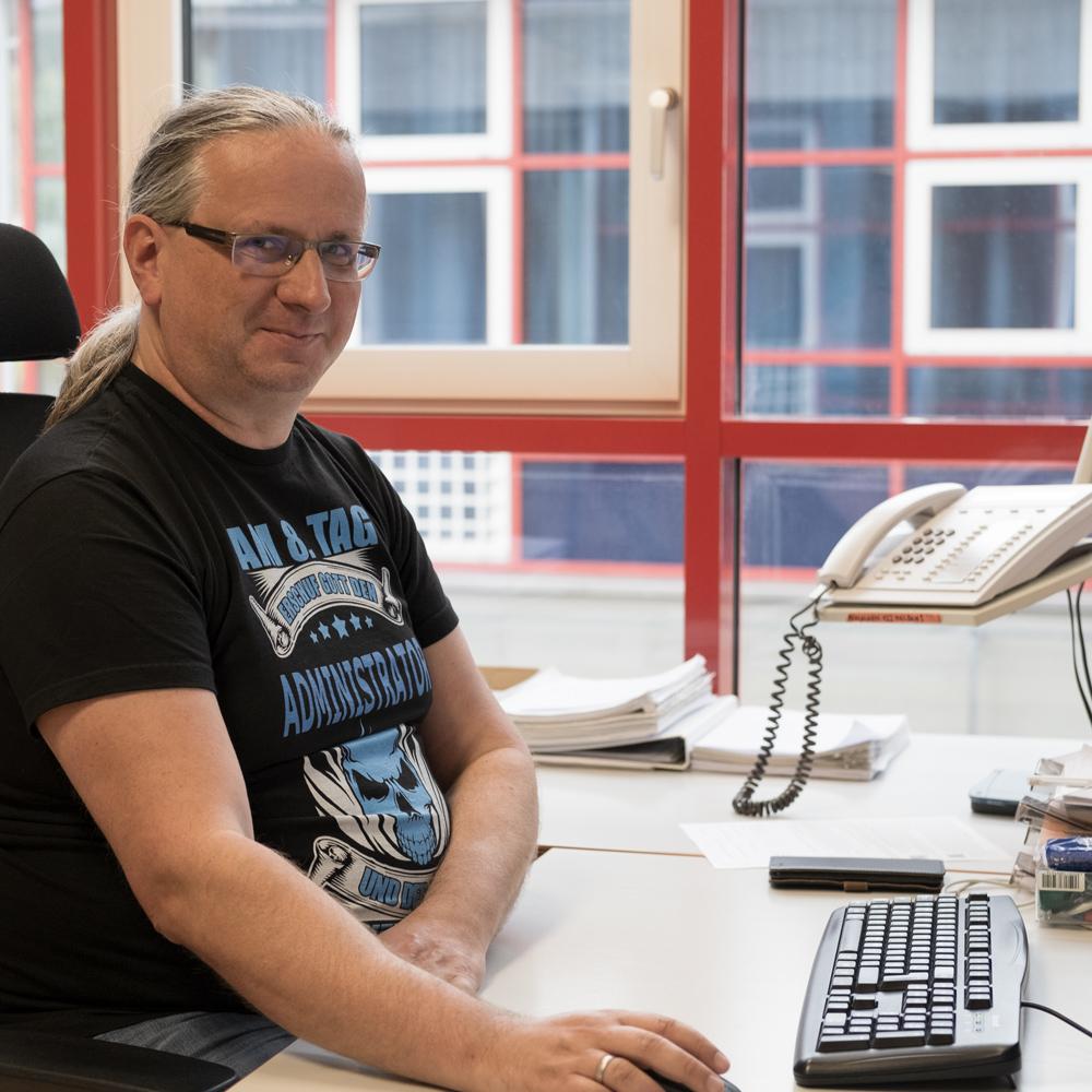Armin Schützinger, Administrator | BRG Wörgl
