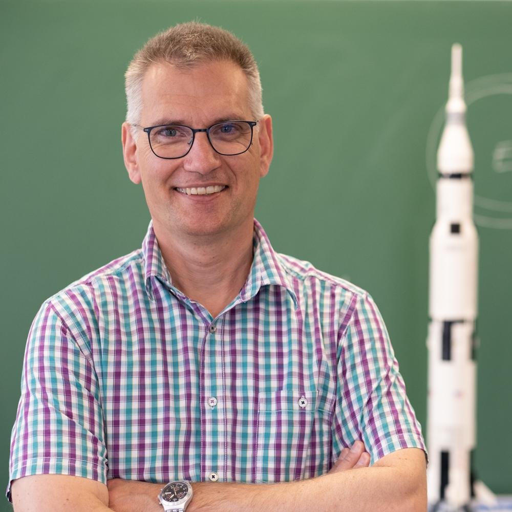 Christian Pronegg, Lehrer | BRG Wörgl