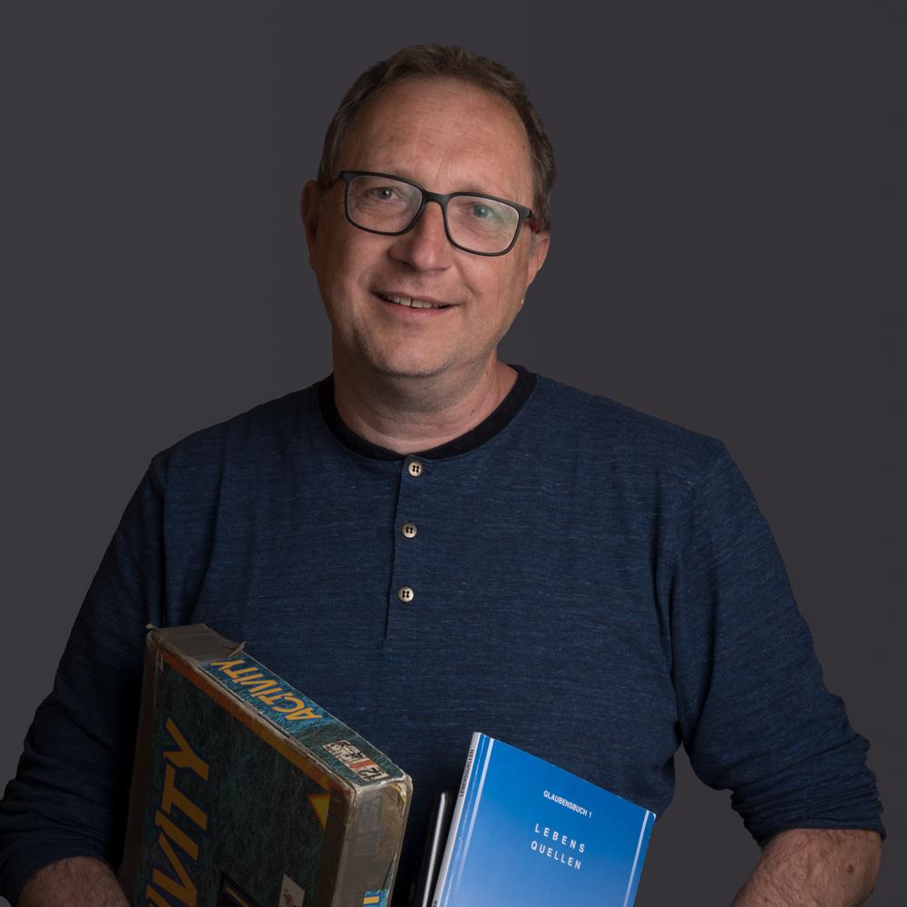 Heinz Werlberger, Lehrer | BRG Wörgl