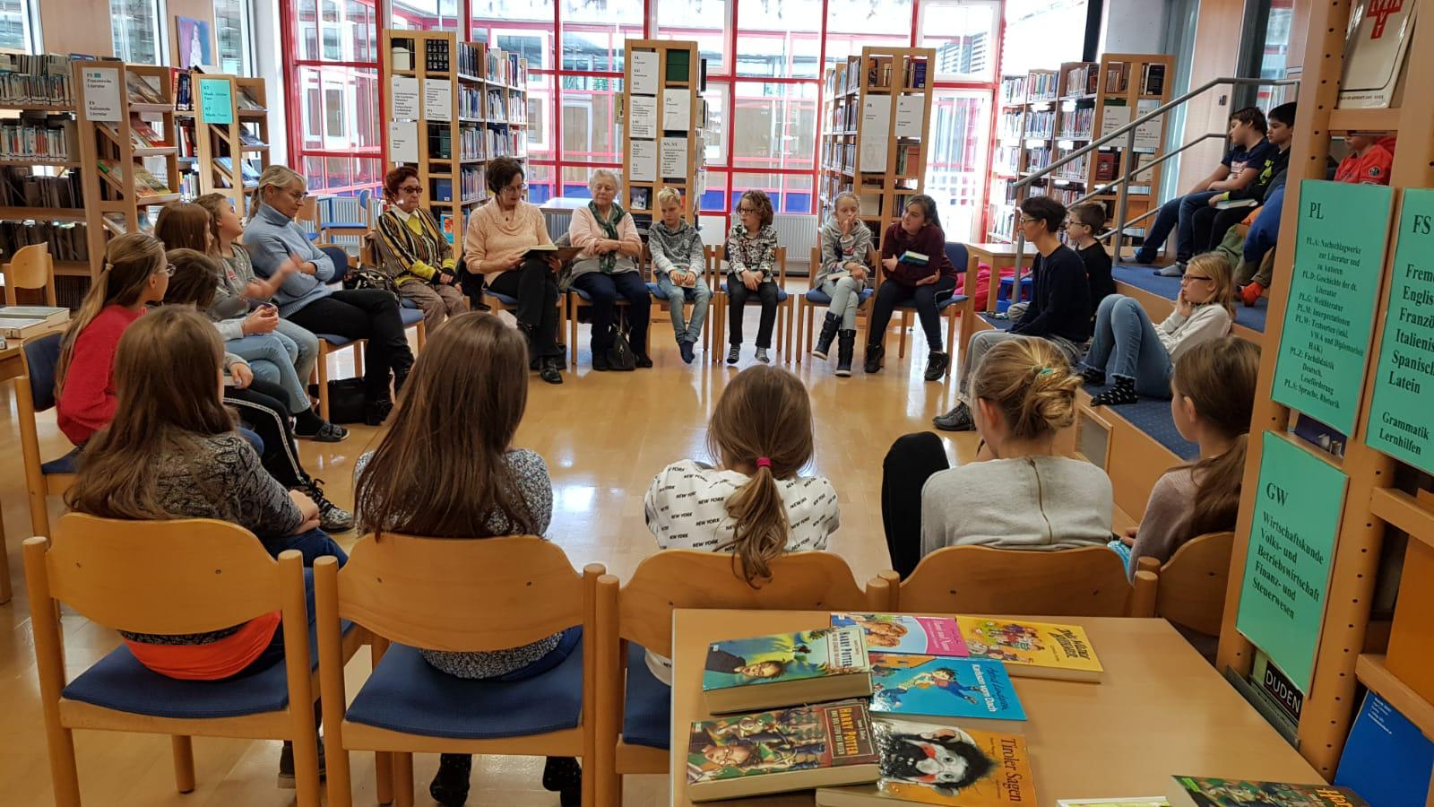 Deutsch | Lesen verbindet | BRG Wörgl