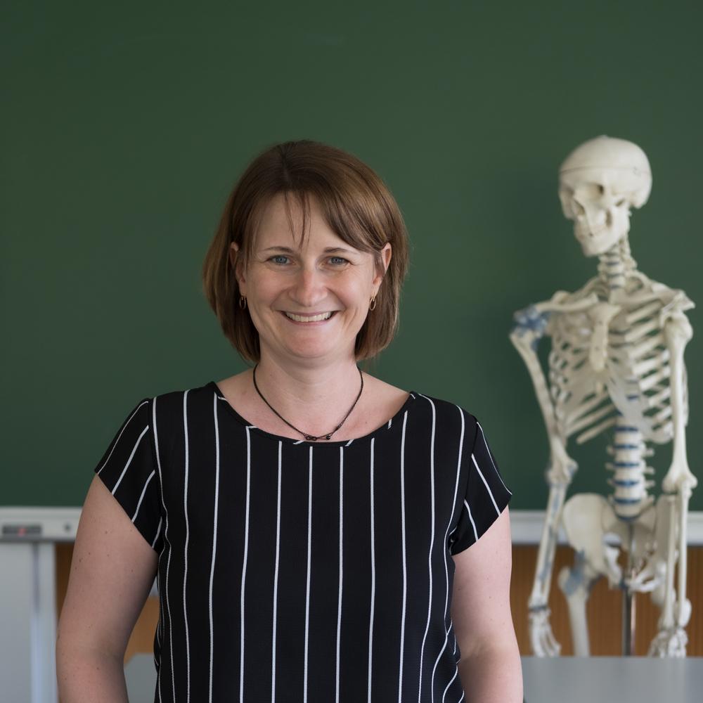 Stephanie Mauracher, Lehrerin | BRG Wörgl