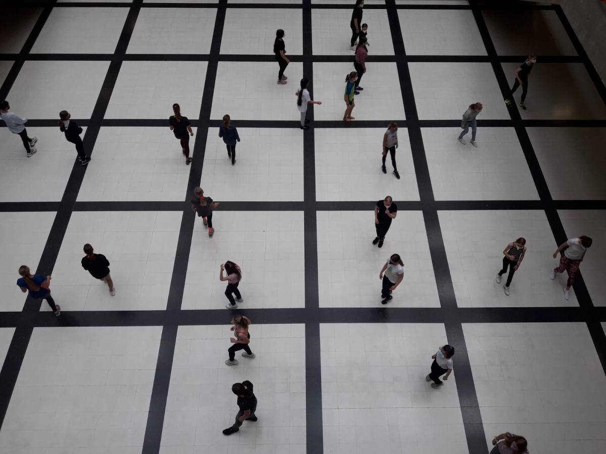 Jerusalema | Tanzprojekt | BRG Wörgl